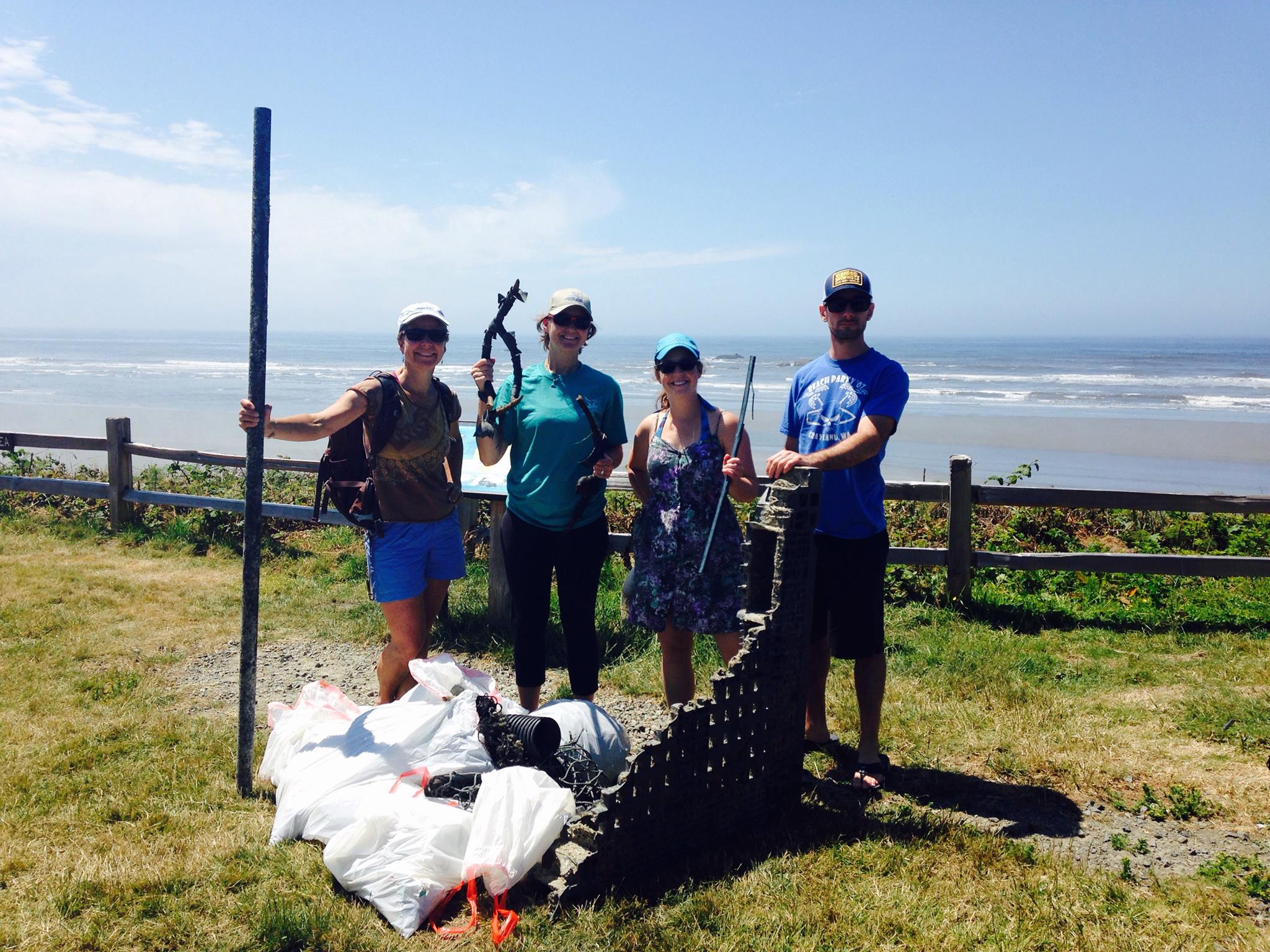 Washington Coastal Cleanup this Saturday 4/21